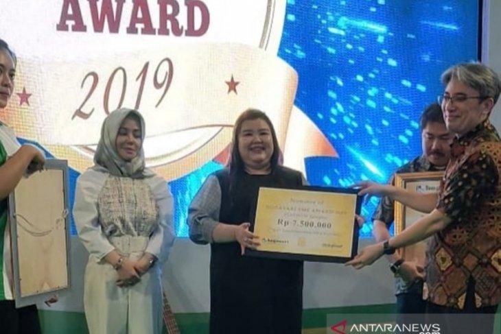 Dua IKM Samarinda raih penghargaan nasional