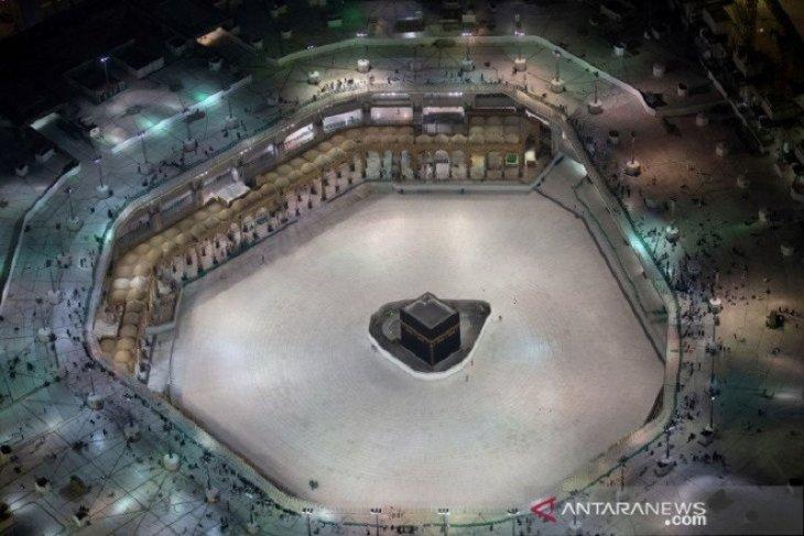 Arab Saudi larang tarawih, itikaf di Masjidil Haram dan Nabawi saat pandemi