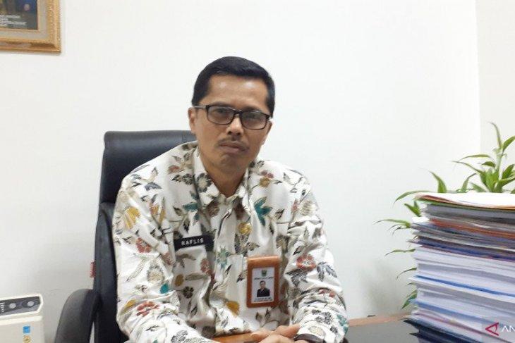 Dari Jakarta, 65 anggota DPRD Sumbar tidak masuk ODP corona