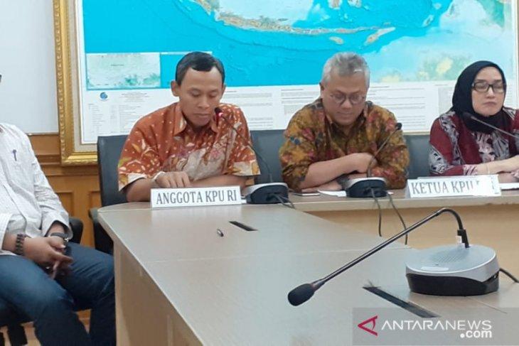 KPU bersikap  hormati putusan DKPP berhentikan komisionernya