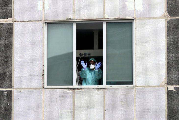 Jumlah kematian akibat virus corona di Spanyol  telah lebihi China