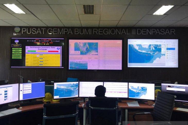 BMKG catat 15 gempa susulan pascagempa magnitudo 6,3 di Bali