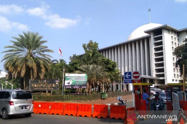 Takbir Virtual Nasional dan Pesan Idul Fitri digelar dari Masjid Istiqlal