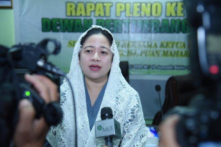 Dinilai belum terlihat nyata, Puan Maharani minta pemerintah  percepat upaya penanggulangan COVID-19