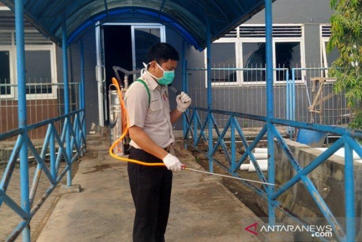 IPC Pangkalbalam intensifkan pencegahan COVID-19 di terminal penumpang