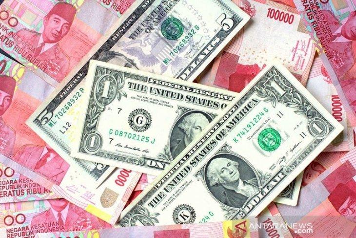 Rupiah bergerak positif seiring penguatan mata uang kawasan