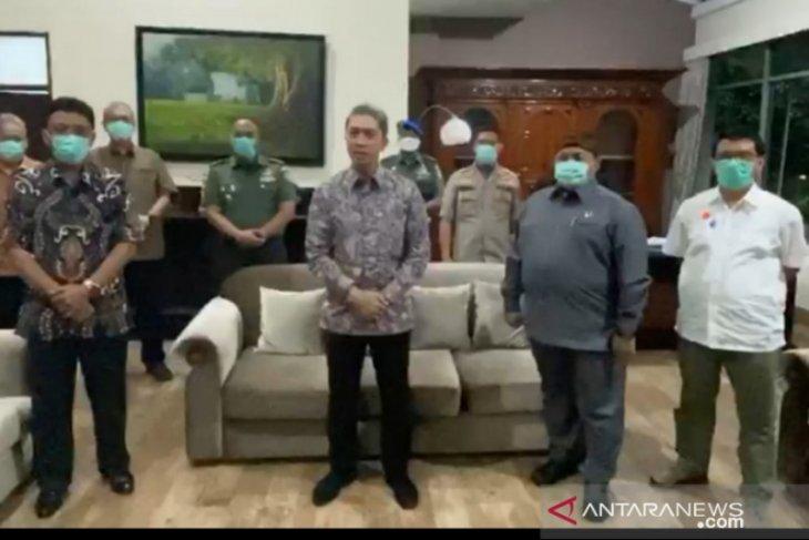 Pemkot Bogor menetapkan status KLB COVID-19