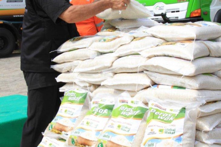 ACT gelar program operasi pangan gratis bantu masyarakat saat masa darurat COVID-19