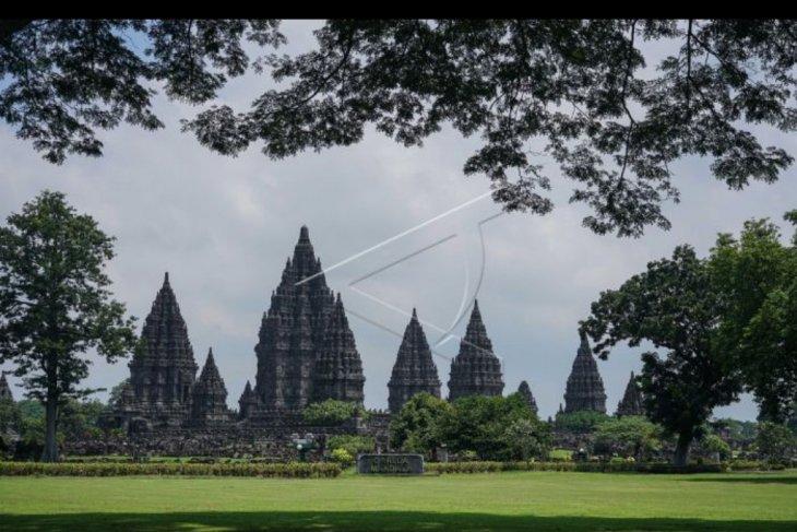 Pariwisata Candi Prambanan ditutup sementara