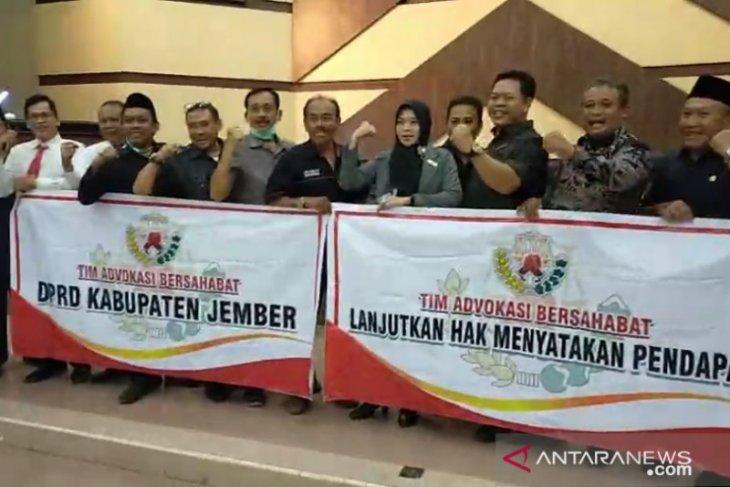 Seluruh fraksi di DPRD Jember setuju gunakan hak menyatakan pendapat