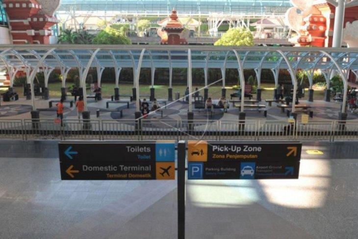Penurunan penumpang Bandara Ngurah Rai