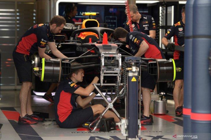 Sejumlah tim F1 bermarkas di Inggris bantu produksi alat kesehatan perangi COVID-19