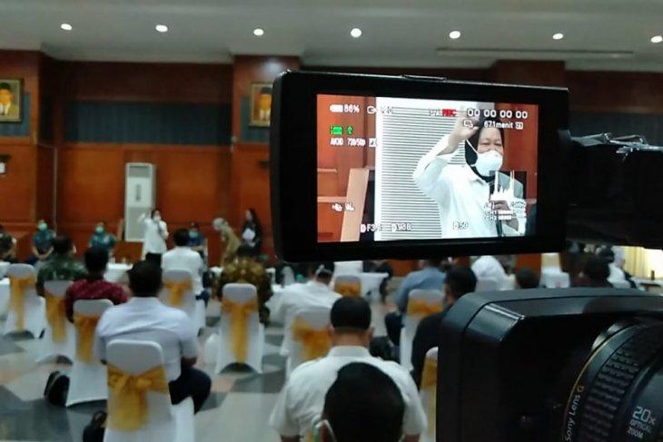 Upaya Pemkot Surabaya lindungi warga dari COVID-19