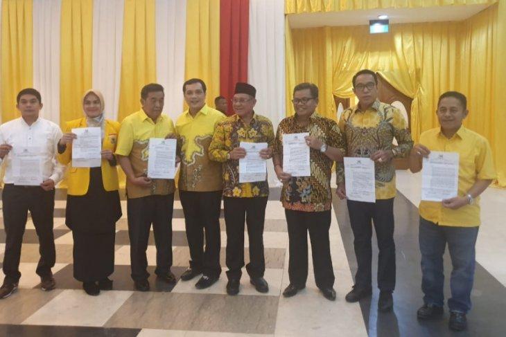 Golkar usung Aditya-Iwansyah bakal calon kepala daerah Banjarbaru