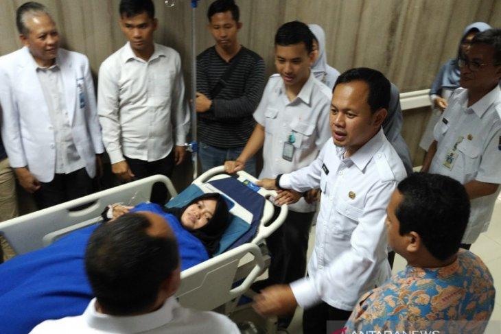 ODP di Kota Bogor meningkat signifikan menjadi 163 orang