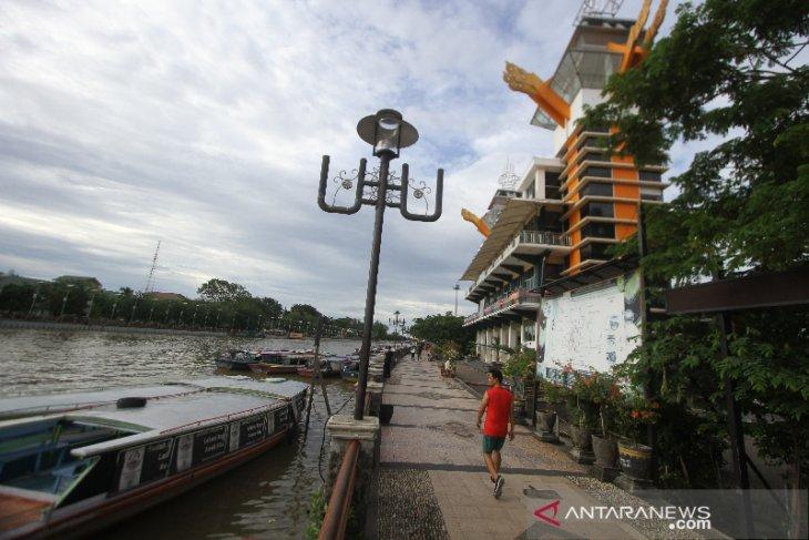 Penutupan Obyek Wisata di Banjarmasin