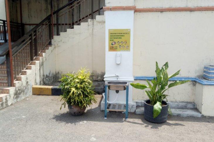Bandara SIM tambah sarana cuci tangan cegah corona