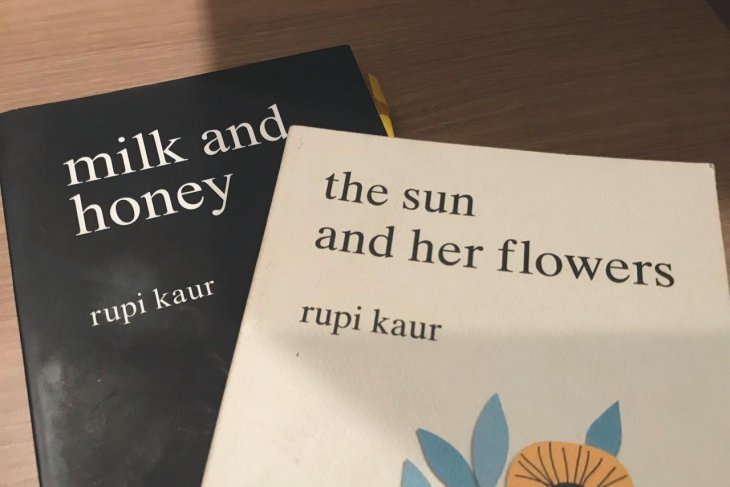 Raw emotions, blunt words fill the world of modern poetry