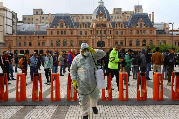 Argentina laporkan kasus COVID-19 harian tertinggi sejak pandemi