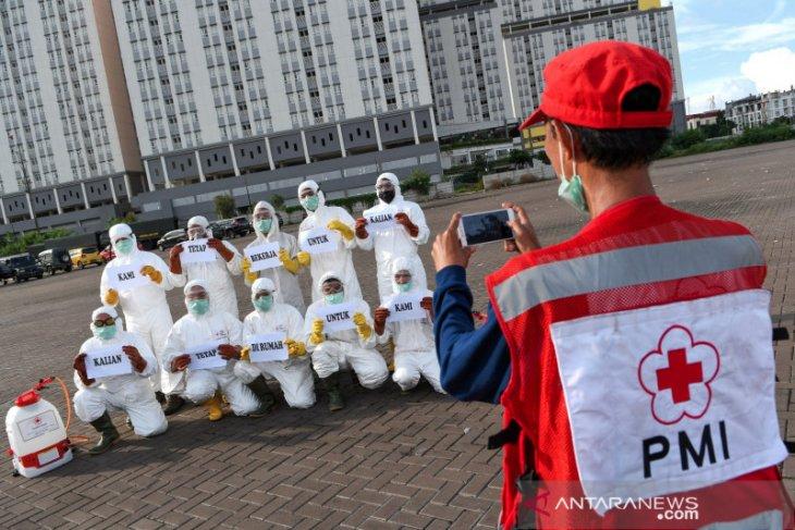 PMI Jakarta Pusat imbau masyarakat donasi alat kesehatan dukungan  penanganan corona