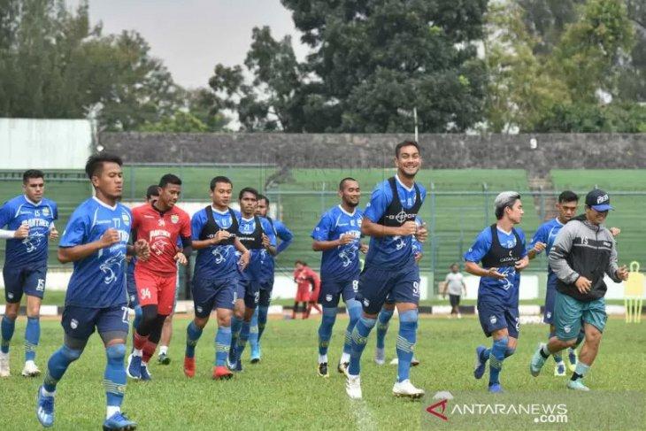 Persib Bandung susun rencana gelar latihan bersama