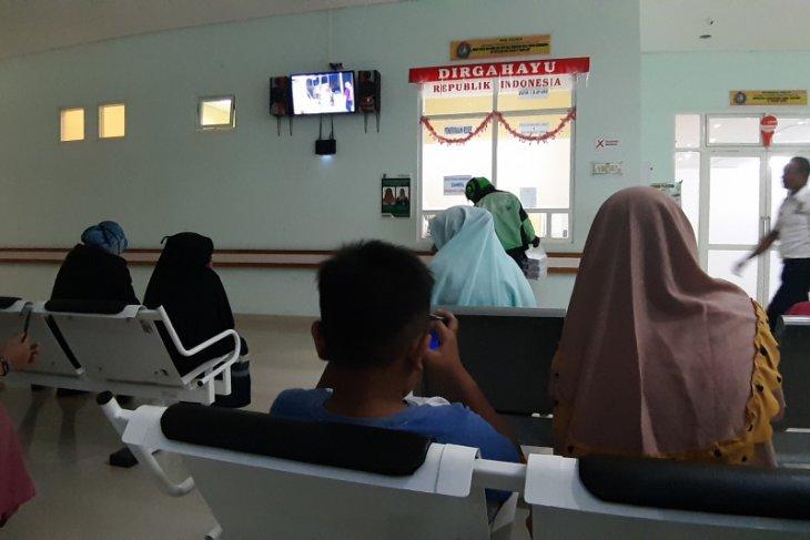Pemprov Gorontalo siapkan alternatif ruang isolasi pasien corona