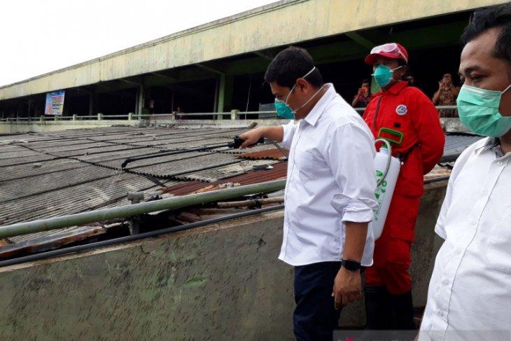 RSUD Pare Kabupaten Kediri rawat seorang  pasien positif corona