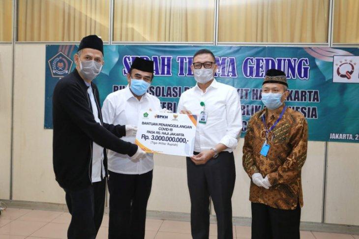East Jakarta's Hajj Dormitory to be used as isolation facility