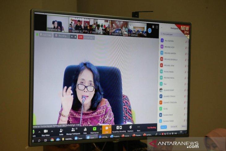 Menteri PPPA sebut perempuan kekuatan bangsa dalam perangi COVID-19