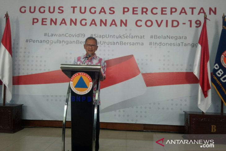 Indonesia obtains 150,000 rapid test kits for COVID-19 from China