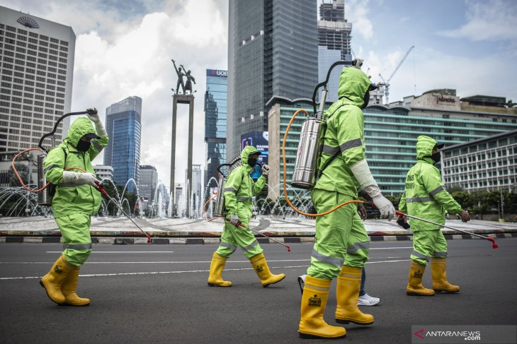 Accidents decline 10% in Jakarta as people work from home