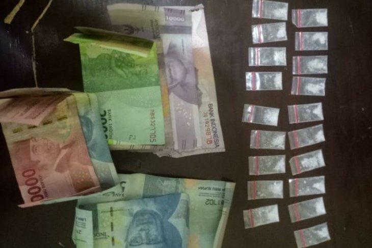 Polres Simalungun ungkap penangkapan dua tersangka pengedar sabu