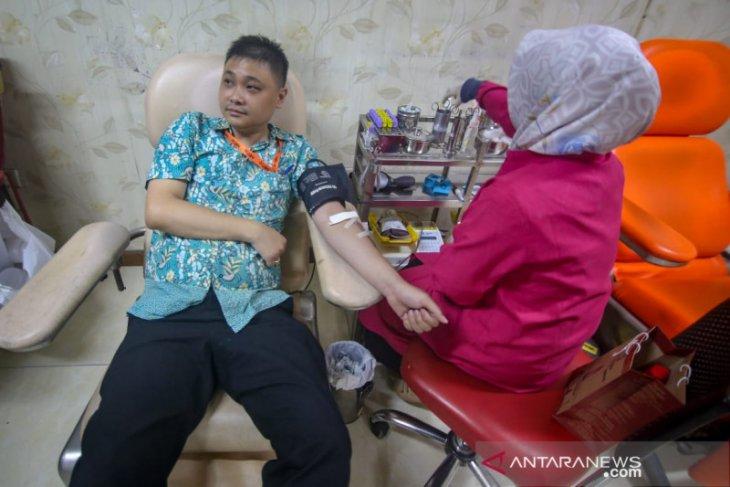 PMI Kota Tangerang pastikan tetap ada pelayanan donor darah