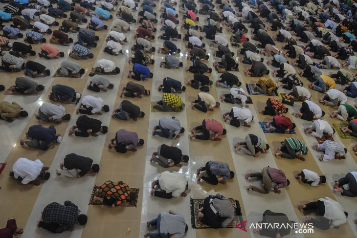 Tokoh agama di Maluku sepakat untuk meniadakan kegiatan keagamaan