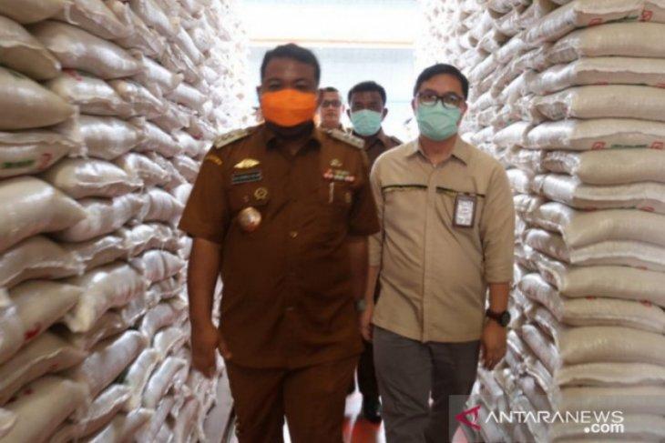 Antisipasi dampak COVID-19, Pemkot Tanjungbalai pastikan stok beras aman