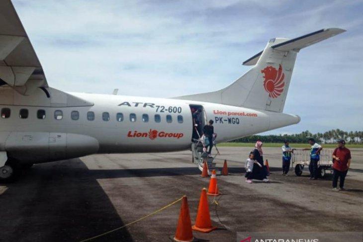 Sepi penumpang, Wings Air tetap layani penerbangan ke Aceh