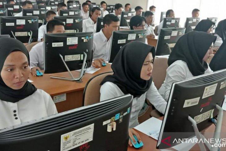 UPT BKN Jambi menunggu jadwal untuk tes SKB