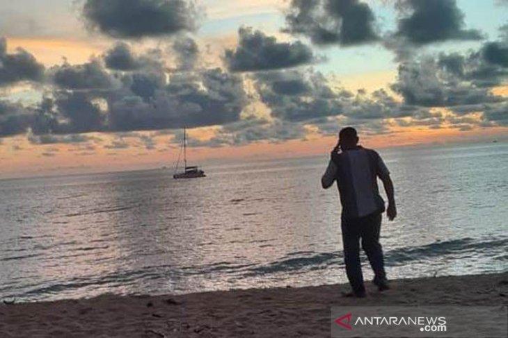 Kapal asing berbendera Australia putar arah dari laut Abdya