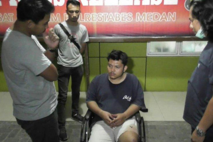 Polrestabes Medan ringkus  buronan bandit jalanan
