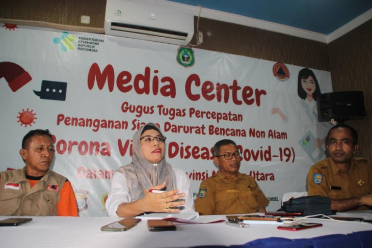 Gugus Tugas Satu pasien di Ternate positif COVID-19