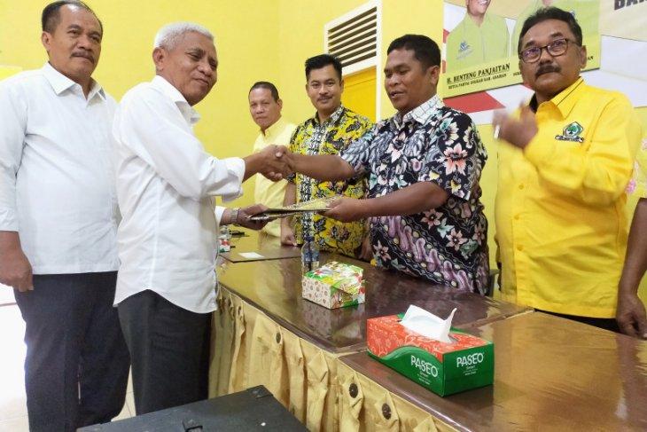 Didukung 4 parpol, pasangan Surya-Taufik siap bertarung di Pilkada Asahan 2020