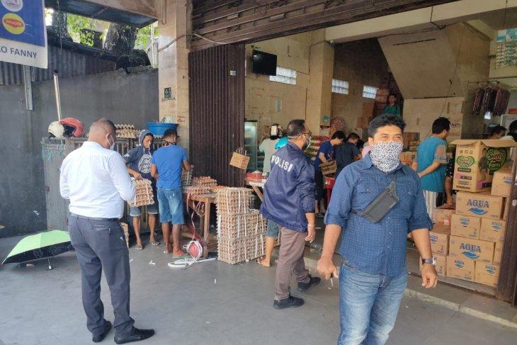 Tim Satgas Pangan Maluku Sidak antisipasi pembelian barang berlebihan