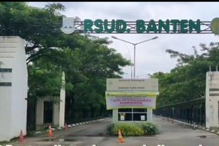 Pemprov Banten siapkan lima rumah sakit rujukan untuk pasien COVID-19