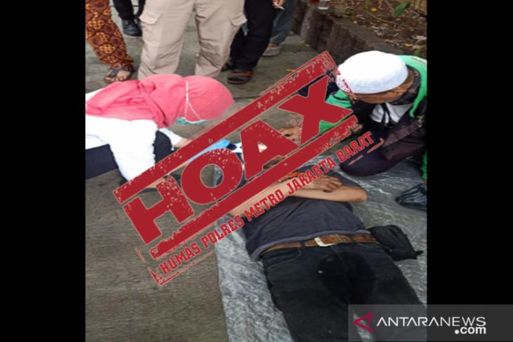 Kapolda Malut   Penyebar berita hoax ditindak