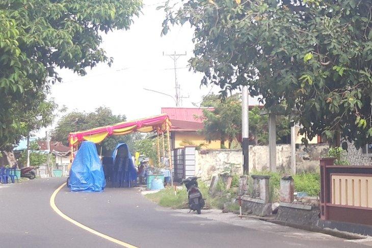 Polres Ternate bubarkan pesta ronggeng antisipasi COVID - 19