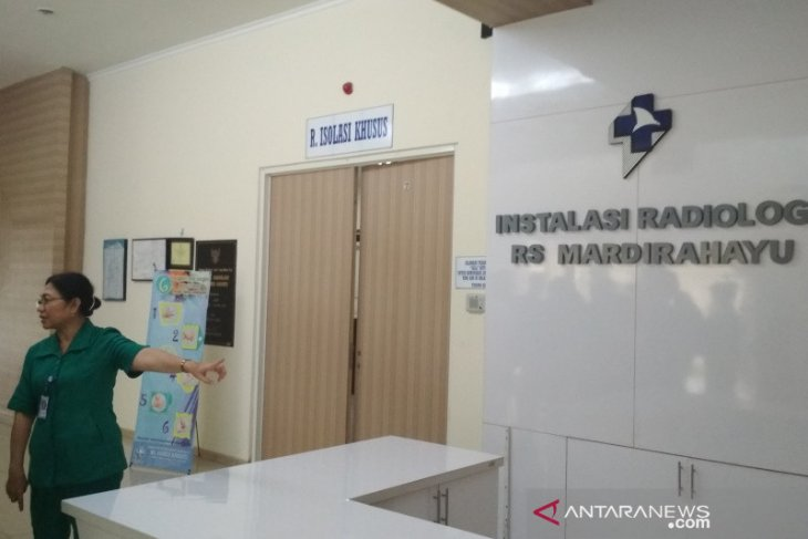 Toddler being observed in Lampung hospital: COVID-19 task force