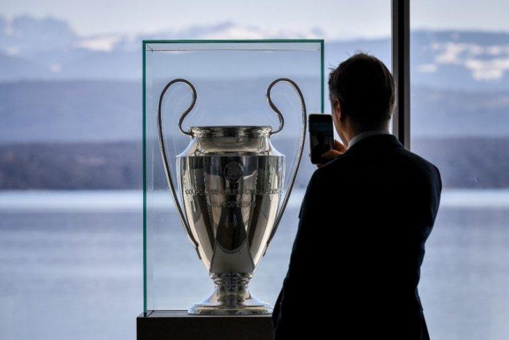 UEFA tunda final Liga Champions dan Liga Europa