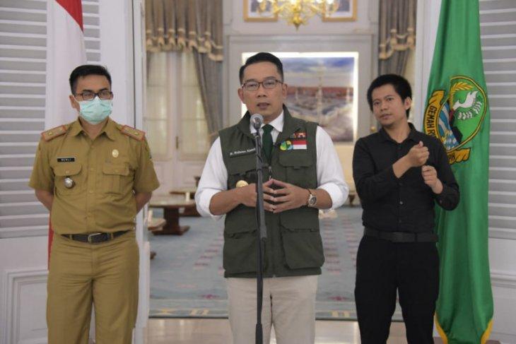 Tiga kepala daerah di Jabar positif COVID-19