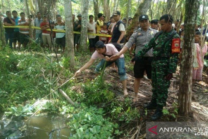Petani ditemukan tewas dalam kolam di Nias