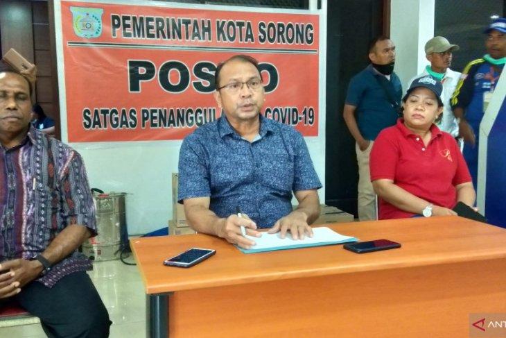 Kota Sorong umumkan 29 ODP dan lima PDP